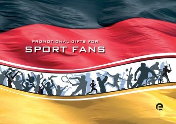 SPORT FANS - Schrecks Goodies