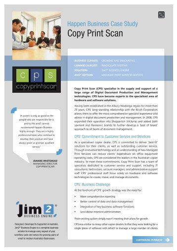 Accounting software installation case study