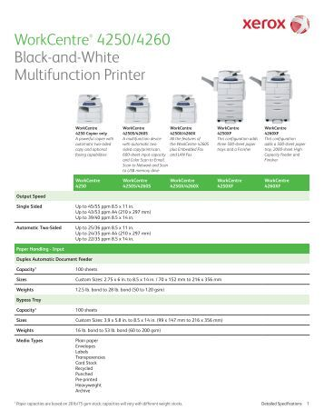 Xerox Workcenter 5135 Manual