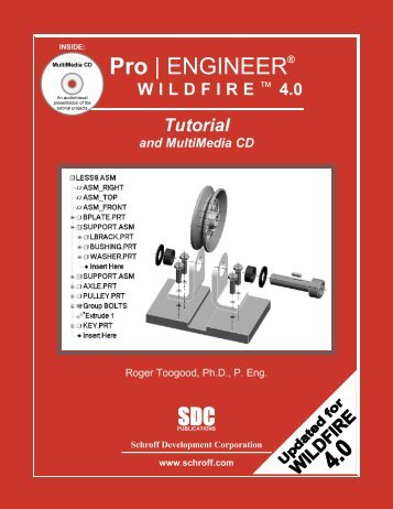 Pro/ENGINEER Tutorial