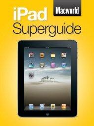 Macworld's iPad Superguide - nbjtechnology