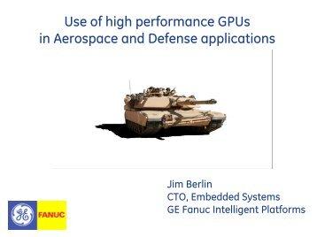NVIDIA GPU Technology Conference