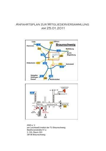 Braunschweig - ANS eV