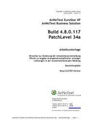 AnNoText EuroStar XP AnNoText Business Solution Build 4.8.0.117