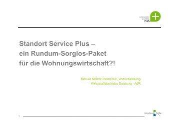 Standort Service Plus