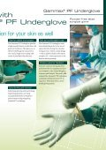 Gammex® PF Underglove - Ansell Healthcare Europe - Page 3