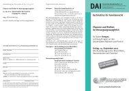Chancen und Risiken im Versorgungsausgleich - Deutsches ...