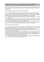Thema 51: Die Vollmacht Jesu und die ... - Anskar Kirche Deutschland