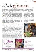Ich bin im Trend - Regensburger Stadtzeitung - Seite 2