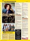 Programm, Bewegungsmelder (2195 kb) - Regensburger Stadtzeitung - Page 6