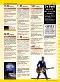 Programm, Bewegungsmelder (2195 kb) - Regensburger Stadtzeitung - Seite 7