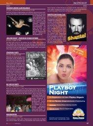 Playboy Night - Regensburger Stadtzeitung