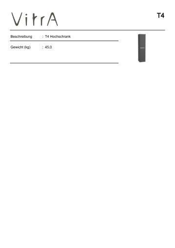 PDF erstellen - VitrA