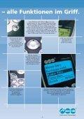 COMfortel® DECT 900 - SATEC - Page 5