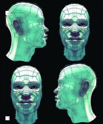 Tutorial Model the perfect 3D face - Jim Ovelmen