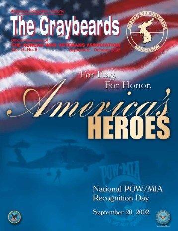 The Graybeards – KWVA - Korean War Veterans Association
