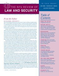 ICNLLAWC04.2-law and secur copy - The Center on Law and Security
