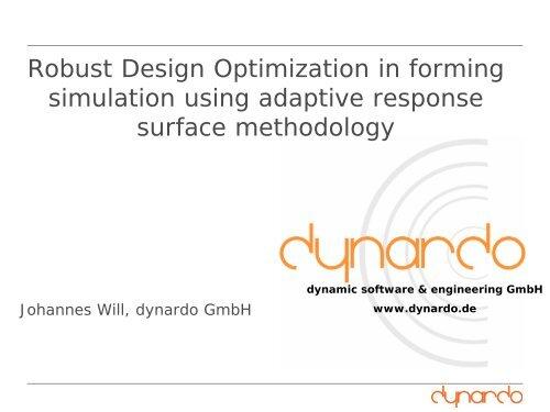 LS-DYNA - Dynardo GmbH