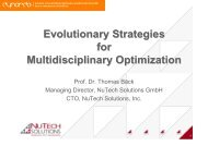 Evolutionary Strategies for Multidisciplinary ... - Dynardo GmbH