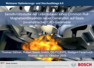 Diesel Systems - Dynardo GmbH