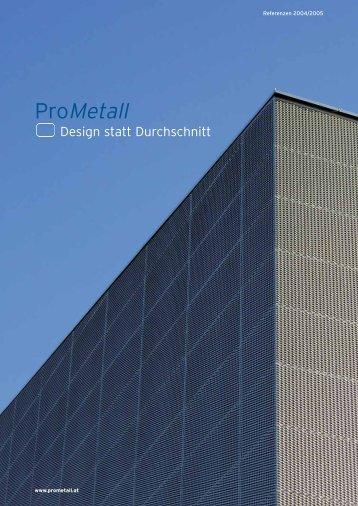 STRECKMETALL - Pro Metall GmbH