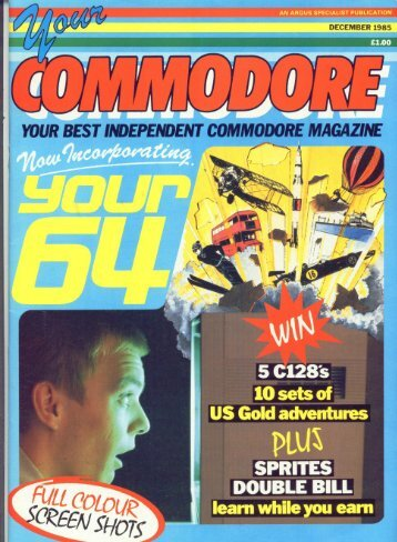 Programming - Commodore Is Awesome
