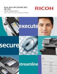 Download Brochure - Ricoh USA