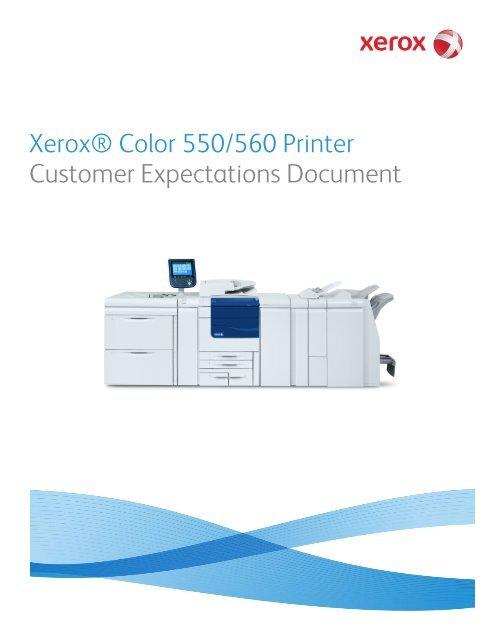 XEROX COLOR EX 550-560 WINDOWS 7 64 DRIVER