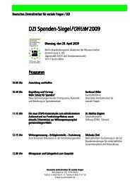 Programm (PDF) - Deutsches Zentralinstitut für soziale Fragen