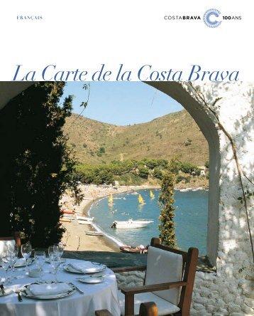 La Carte de la Costa Brava (PDF - 1