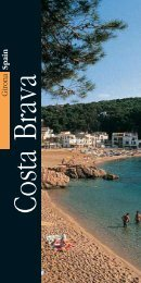 Costa Brava - Tourism Brochures and Travel Guides of National ...