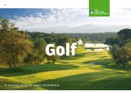 *A stunning setting for seekers of perfection - International Golf ...