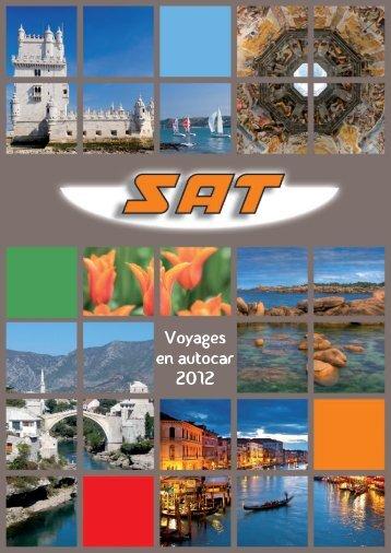 Journée détente à Touroparc - Autocar SAT