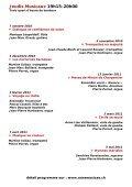 Temple de Cossonay - Fondation Aura Musicae - Page 2