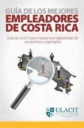 Guía de los Mejores Empleadores de Costa Rica - Ulacit