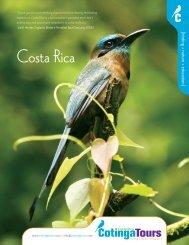Costa Rica - Cotinga Tours