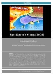 Sant Esteve's Storm - Consejo Superior de Investigaciones Científicas