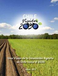 Una Visión de la Innovación Agraria en Chile hacia el 2030 - Fia