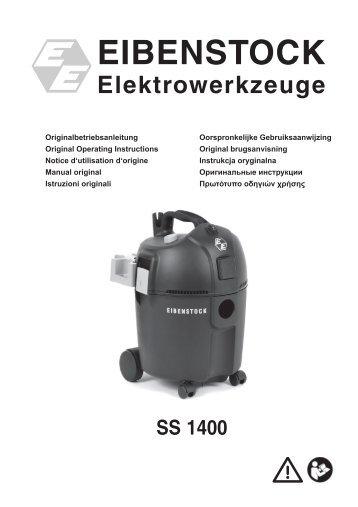 SS 1400 - Eibenstock