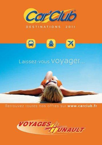 Brochure pdf - Voyages Hunault