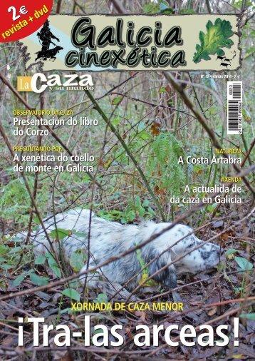revista en PDF - Galicia Cinexética