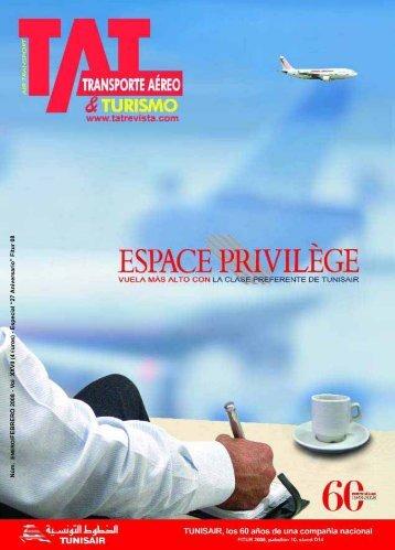 Núm. - TAT Revista - Transporte Aéreo & Turismo