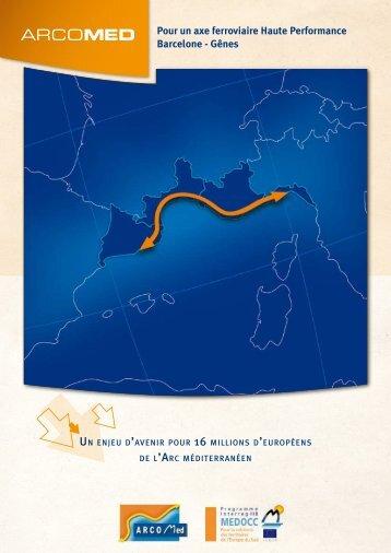 Pour un axe ferroviaire Haute Performance Barcelone - Gênes