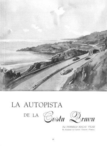 LA AUTOPISTA mira - Revista de Girona