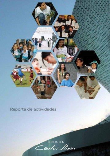 Reporte de Actividades - Carlos Slim