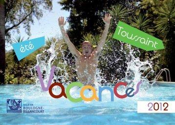 été Toussaint 2012 - Boulogne - Billancourt