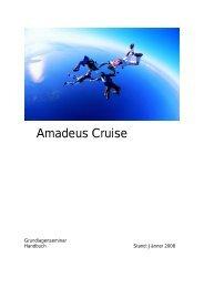 AMADEUS CRUISE Vista NEU