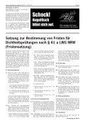 Bekanntmachungs anordnung - Stadt Düsseldorf - Page 3