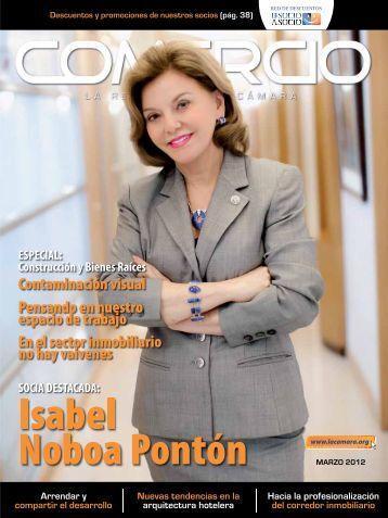 Revista marzo 2012.pdf - Cámara de Comercio de Guayaquil