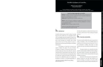 TRABAJO 8.cdr - Revista Mexicana de Micologia